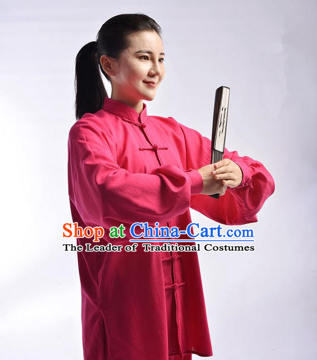 Top Signature Cotton Kung Fu Costume Martial Arts Kung Fu