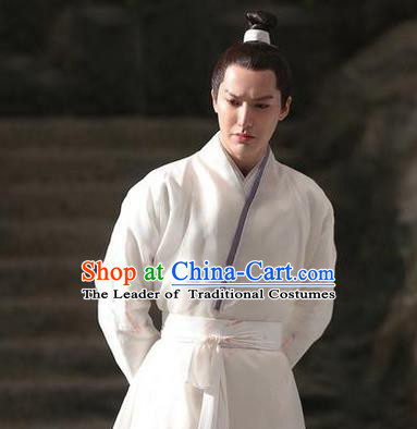 Traditional Ancient Chinese Swordsman Costumes for Men