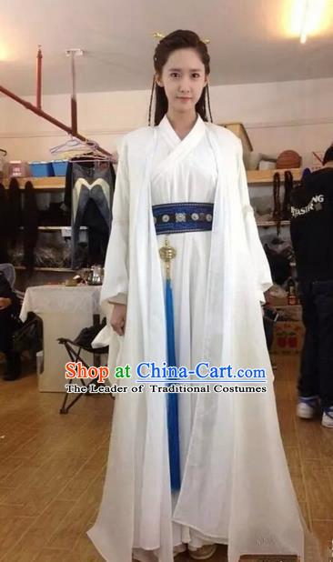Traditional Ancient Chinese Imperial Emperess Costume, Chinese Han Dynasty Young Lady Dress, Cosplay Chinese Princess Clothing Hanfu for Women