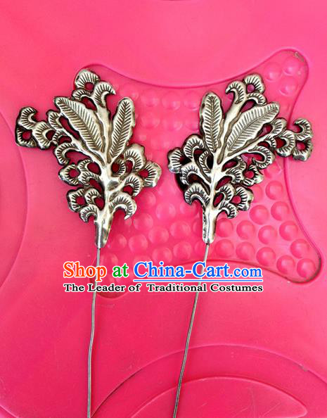 Traditional Handmade Chinese Ancient Classical Hair Accessories Barrettes Hairpin, Hair Sticks Hair Fascinators Hairpins for Women