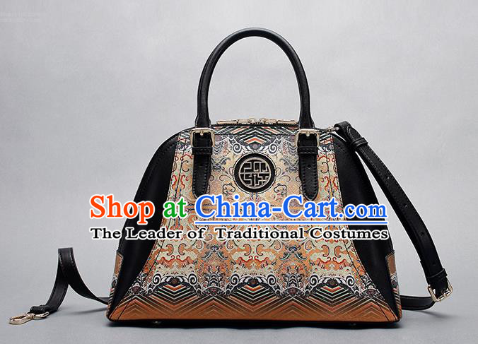 Traditional Handmade Asian Chinese Element Clutch Bags Embroidery Bag National Chinoiserie Handbag for Women