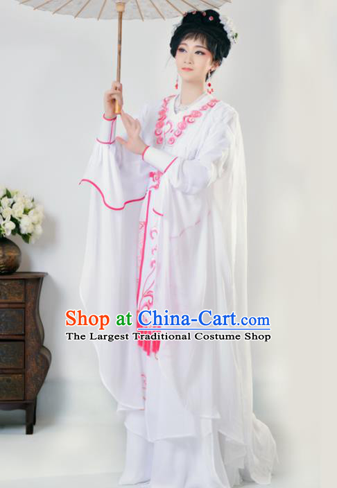 Chinese Traditional Peking Opera Princess Costumes Ancient Beijing Opera Diva Clothing for Adults