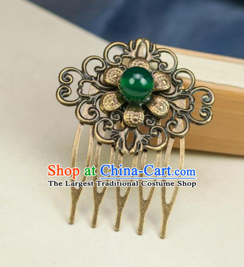 Chinese Traditional Hanfu Hair Accessories Ancient Hair Comb Hairpins for Women