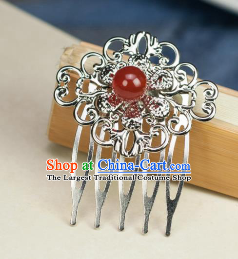 Chinese Traditional Hanfu Hair Comb Hair Accessories Ancient Hairpins for Women