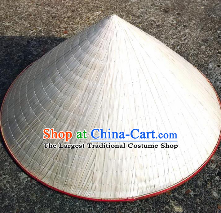 Chinese Traditional Handmade Craft Asian Bamboo Hat
