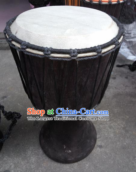 Chinese Traditional Musical Instrument Thailand Tupan Hand Drum