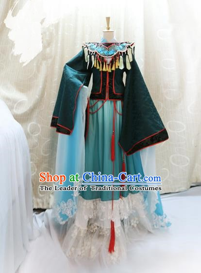 China Ancient Cosplay Palace Lady Clothing Traditional Ming Dynasty Princess Dress Clothing for Women