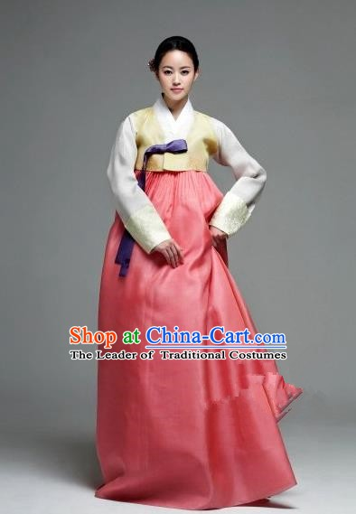Korean Traditional Bride Hanbok Clothing Korean Fashion Apparel Hanbok Costumes for Women