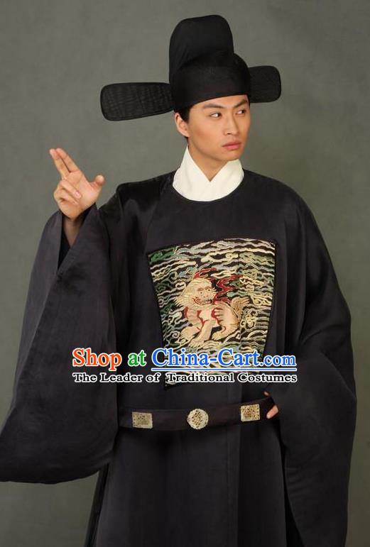Chinese Ancient A Dream in Red Mansions Character Nobility Childe Jia Rong Costume for Men