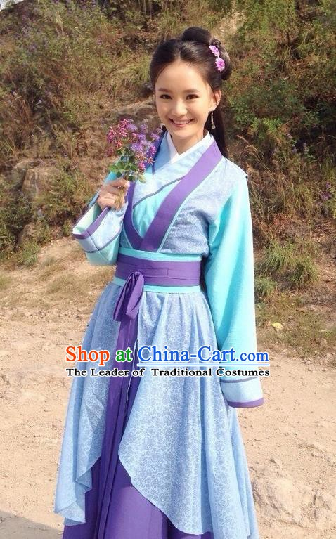 Chinese Ancient Palace Lady Costume Ming Dynasty Princess Changping Embroidered Dress for Women