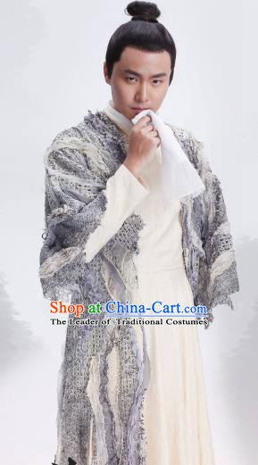 Traditional Chinese Ancient Ming Dynasty Emperor Zhu Qiyu Costume for Men