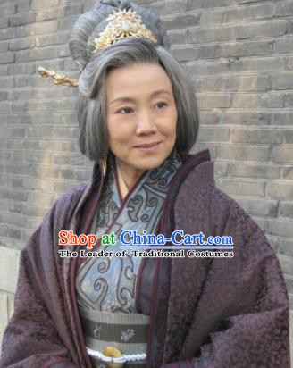 Queen Mother Wu