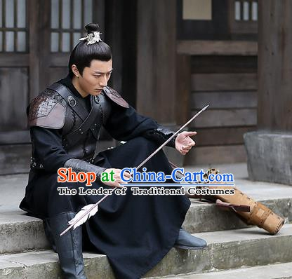 Nirvana in Fire Ancient Chinese Imperial Bodyguard Replica Costume for Men