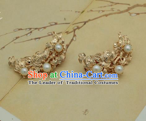 Traditional Chinese Ancient Hair Stick Classical Hair Accessories Handmade Hairpins for Women