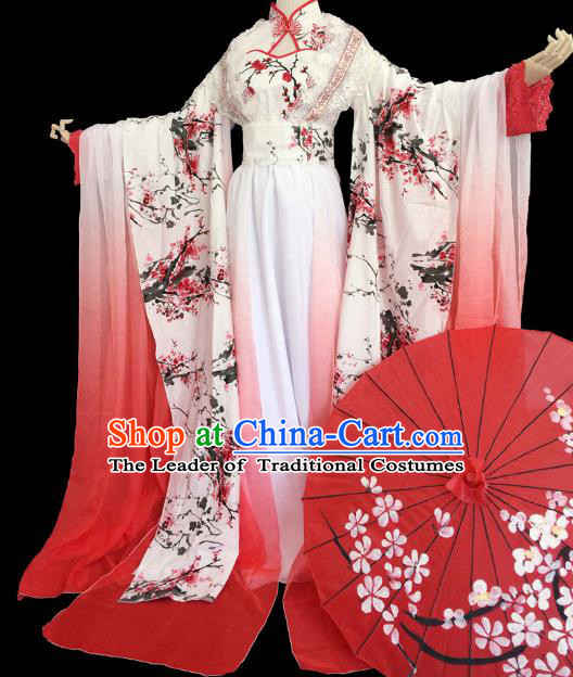 Chinese Ancient Cosplay Imperial Consort Costume Traditional Song Dynasty Princess Hanfu Dress for Women
