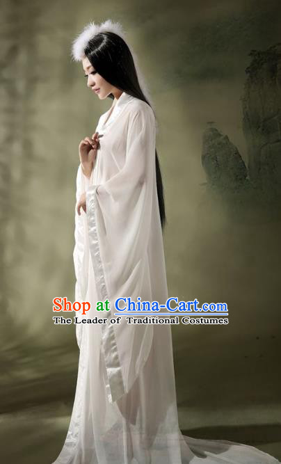 Chinese Ancient Fairy Hanfu Dress Tang Dynasty Princess Costumes Complete Set