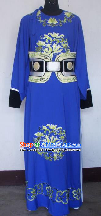 Chinese Traditional Beijing Opera Niche Costumes China Peking Opera General Clothing for Adults