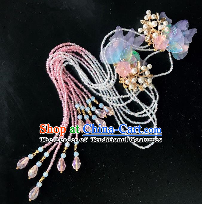 Chinese Traditional Hair Accessories Ancient Hanfu Hair Stick Hairpins for Women