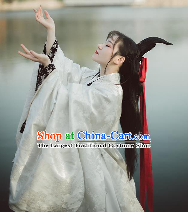 Chinese Ancient Hanfu Dress Traditional Han Dynasty Imperial Concubine Historical Costumes for Women