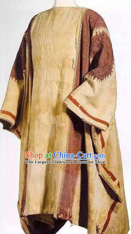 Traditional Greek Male Costume Ancient Greek Warrior Himation Clothing Chitons for Men