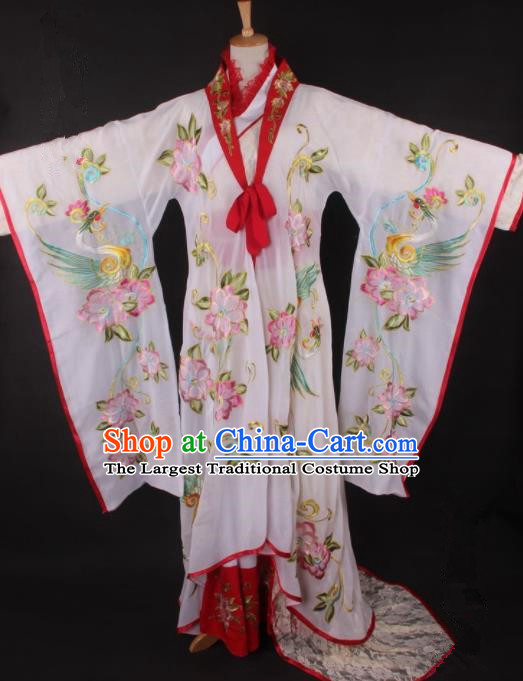 Professional Chinese Beijing Opera Queen Dress Ancient Traditional Peking Opera Diva Costume for Women