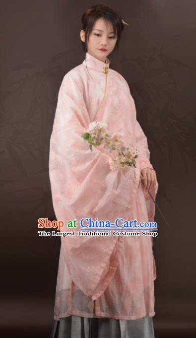 Chinese Traditional Ming Dynasty Court Lady Replica Costumes Ancient Palace Countess Hanfu Dress for Women