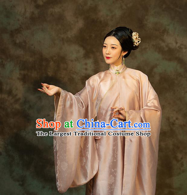 Chinese Traditional Ming Dynasty Rich Consort Dress Ancient Royal Countess Historical Costumes for Women