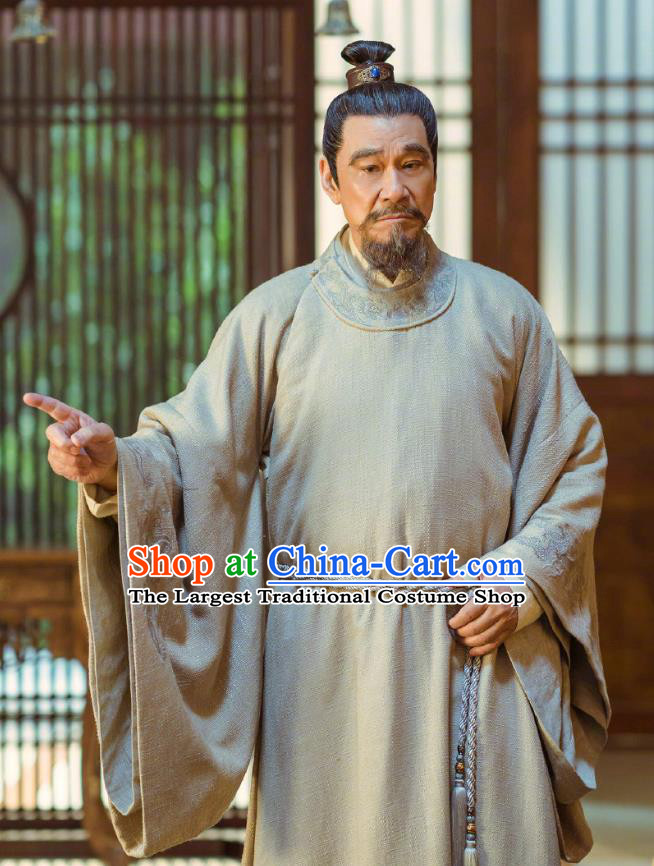 Chinese Drama Empress of the Ming Ancient Ming Dynasty Yongle Emperor Zhu Di Replica Costumes for Men